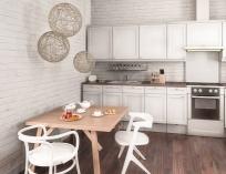 Revestimiento de PVC para interior Decorativo Motivo