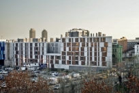 En tiempo de crisis, edificios de eficiencia A