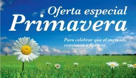 Oferta Especial Primavera