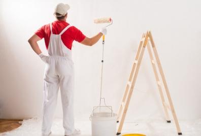 Caldea tu hogar a base de pintura