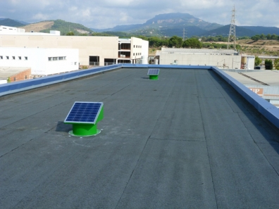 El Extractor fotovoltaico, el nuevo producto de Dismonte
