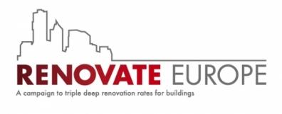 Financiación en eficiencia energética consecuencia de la Campaña RENOVATE EUROPE