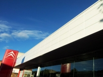 Aislamientos Demoi, instalador de Panel Arquitectónico en Citroën