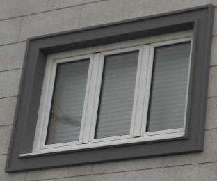 ISOTHERM: Molduras de EPS para exterior