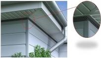 Nuevo remate para fachada de pvc Kerrafront