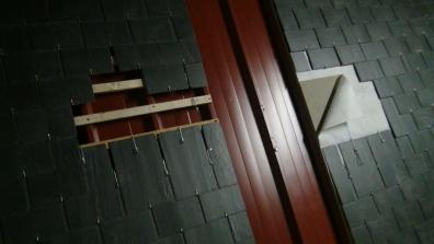 Lousaterm y pizarra, el nuevo sistema de aislamiento para cubiertas