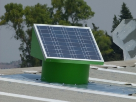 Extractor fotovoltaico