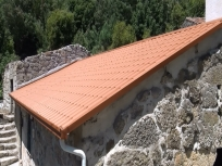 Panel teja Metcoppo, Nuevo acabado inferior alistonado
