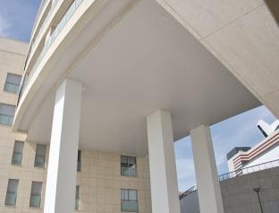 Revestimiento PVC para techos, paredes, bajo balcones o aleros