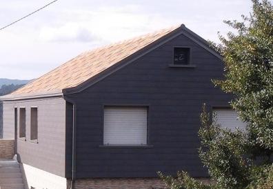 En este invierno cuente con los revestimientos para fachadas, cubiertas y techos de Dismonte