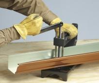 Perforadora Orificios de Salida Cuadrados para Canalones de Malco